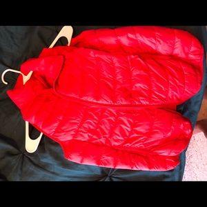 Red forever 21 vest
